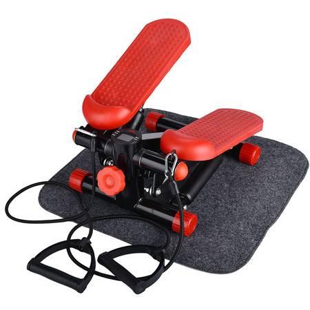 美妮 踏步机家用多功能脚踏机减肥机瘦腿瘦身健身器材静音踏步机登山机正品