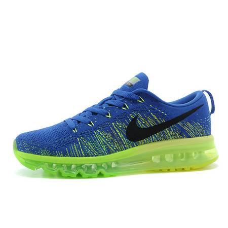 Nike 耐克 男女鞋 AIIR MAX 飞线 运动 透气 气垫 跑步鞋