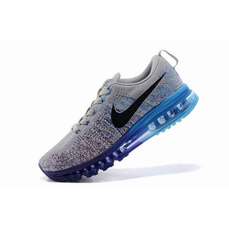 NIKE 耐克 飞线编织FLYKNIT AIR MAX全掌气垫 女跑步鞋 男运动鞋