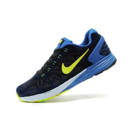 耐克 Nike 登月6代翻毛皮 男鞋运动鞋 网面轻便透气 女鞋跑步鞋
