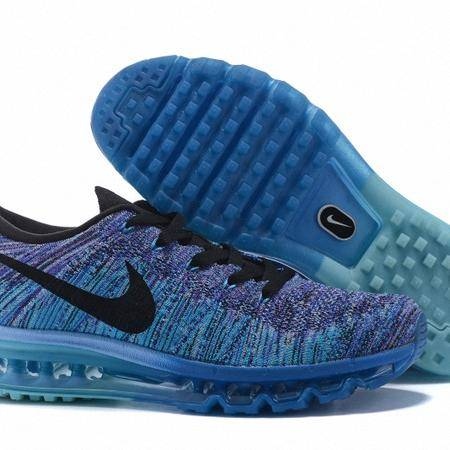 Nike 耐克 新配色 男女鞋 AIIR MAX 飞线 运动 透气 气垫 跑步鞋