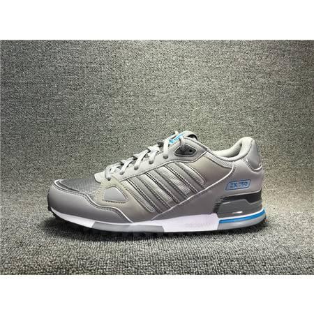 adidas 阿迪达斯 Originals 三叶草 ZX750 男子跑步鞋网面透气女子运动鞋