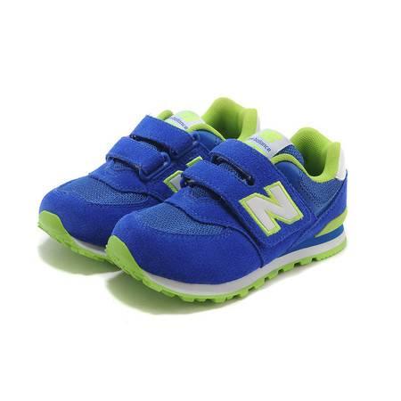 New新百伦Balance NB 猪八革网面童鞋 男童 女童鞋儿童鞋跑步鞋复古鞋574