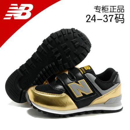 New新百伦Balance NB 皮面童鞋 男童 女童鞋儿童鞋跑步鞋复古鞋574