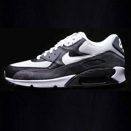Nike耐克男鞋MAX90情侣鞋男鞋女鞋网面气垫跑鞋537384-B006