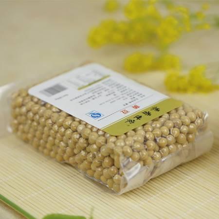 【黍香世家】新东北农家非转基因笨土黄豆豆浆原料可发芽360g×3袋