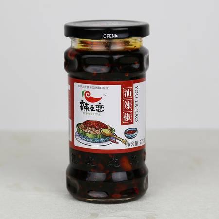 【邮乐许昌】辣之恋 油辣椒 辣椒酱