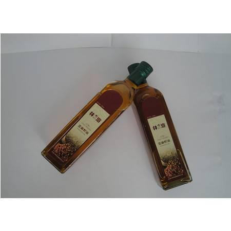 塞外林海 低温冷榨 亚麻籽油 非转基因 500ml 6949370100214