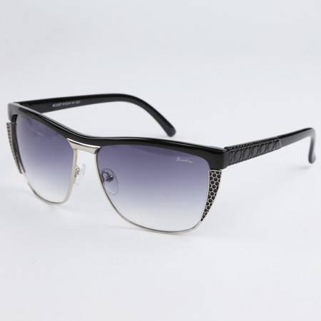 复古偏光太阳眼镜女渐变墨镜防紫外线蛤蟆镜潮 R00223
