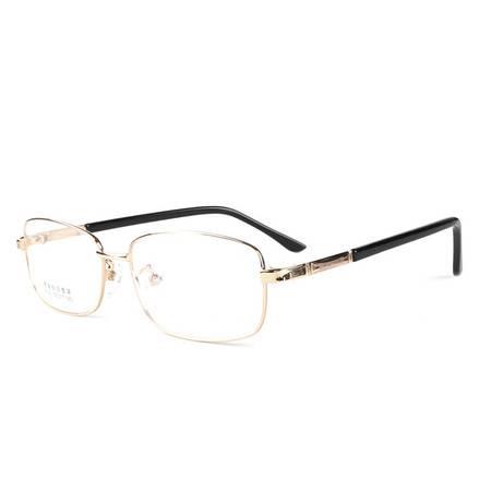 TILU 全框近视镜 合金金属 近视眼镜 J00177