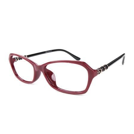 TILU 女款近视镜 板材 近视眼镜 B00690