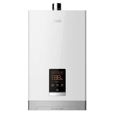 Macro/万家乐 JSQ24-12A2强排式燃气热水器烤漆智能触控精准控温