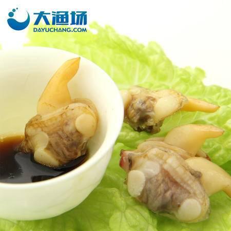 【大渔场】鲜活黄蚬子500g 大连 新鲜 比丹东蚬子新鲜