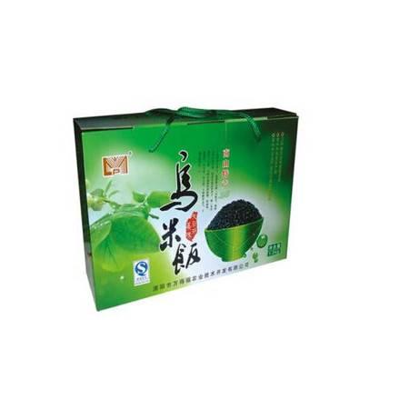 常州溧阳乌米饭300g*4 天然美味