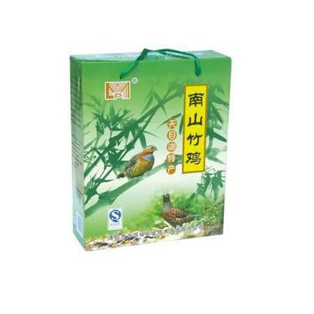 常州溧阳南山竹鸡150g*2 天然美味