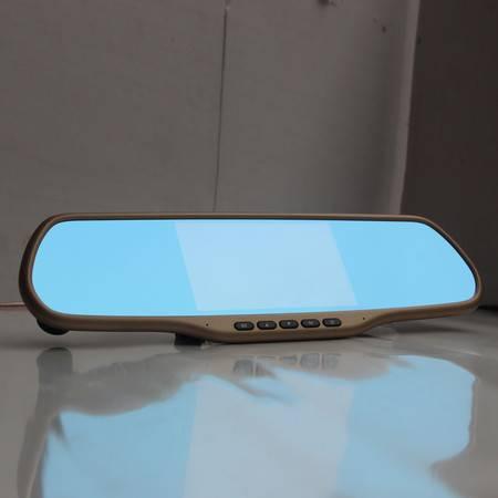 车爵士 语音声控智能行车记录仪带WIFi 蓝牙 倒车影像 安卓 导航仪 5英寸电容触摸屏