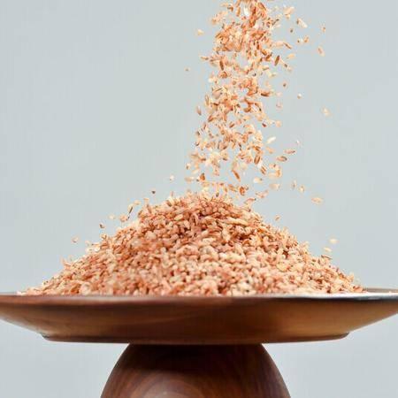 御境堂云南红米新米 有机大米红糙米粗粮食粥米2.5kg/袋