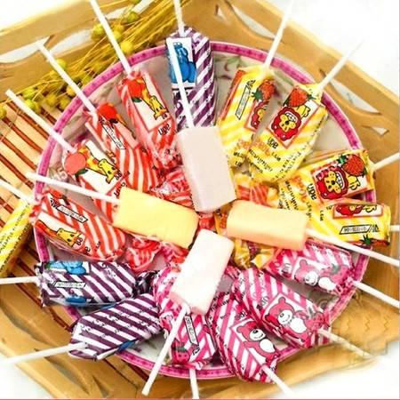德宏特产泰国水果味棒棒糖