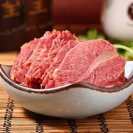 卤味牛肉五香牛腱200g熟食酱牛肉休闲独立零食安徽阜阳特产