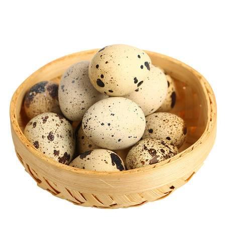 百亿粮仓 农家生态散养新鲜生鹌鹑蛋无激素鸟蛋小包装蛋孕妇营养餐30枚包邮