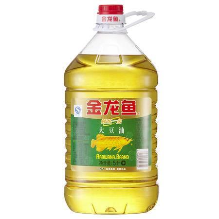 精炼一级大豆油5L