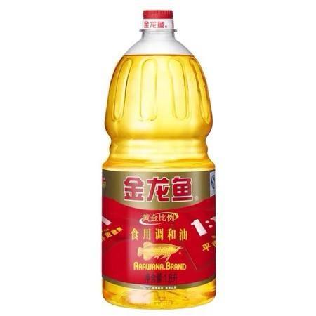 金龙鱼调和油1.8L