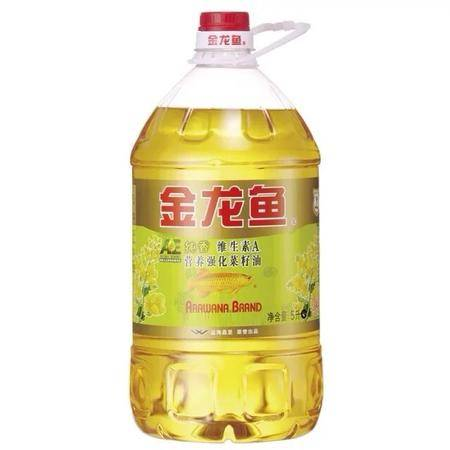 AE纯香菜籽油5L