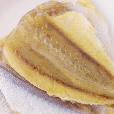 小鱼儿生鲜果蔬小鱼儿盒装多味黄鱼片200g