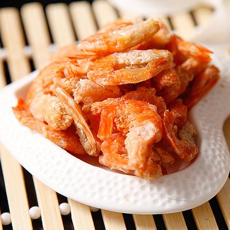 小鱼儿生鲜果蔬小鱼儿盒装虾米300g