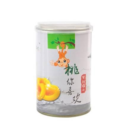 泗阳  桃你喜欢黄桃罐头