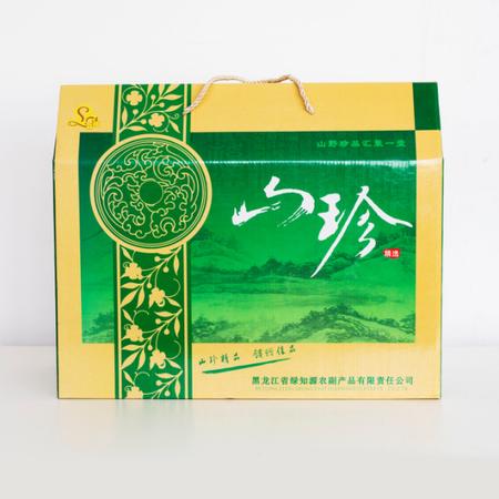 【邮乐濮阳】KF 南北经典东北山珍特产干货大礼包礼盒(A套餐)