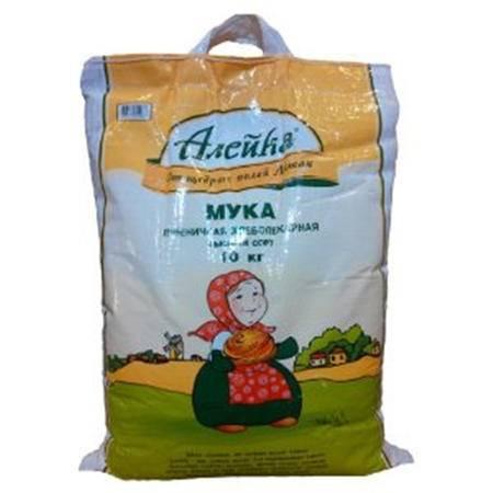 【四平馆】俄罗斯进口艾利客特等面粉 10kg 包邮