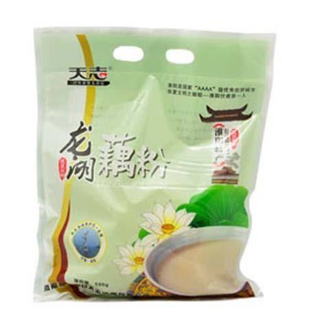 【邮乐河南】】周口淮阳特产 天志龙湖藕粉  500g*2 礼盒装 全国包邮