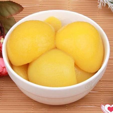 黄桃罐头 425*8(3)