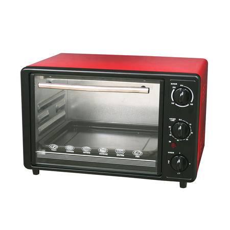荣事达Royeslter  炫丽  镀锌钢板电烤箱RTK-20K02    20L