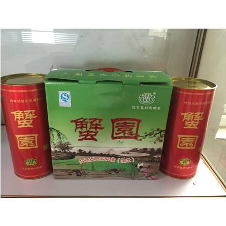 泗洪蟹园大米 4kg礼盒包装