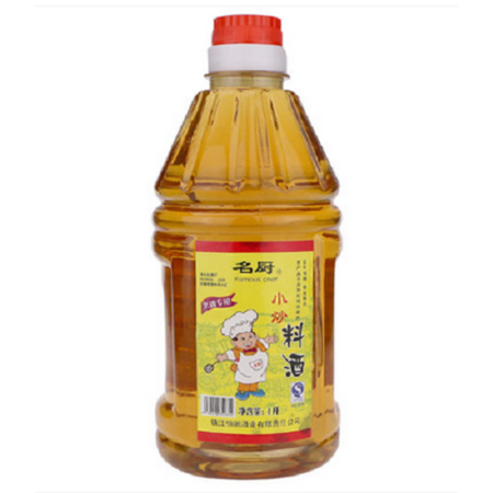 恒顺 恒顺名厨料酒 小炒料酒1L 烧菜调料 调味品