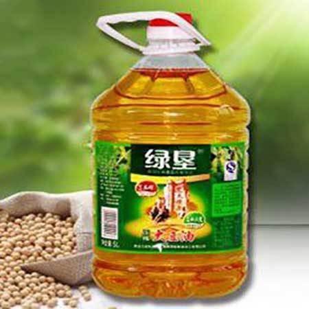 虎林绿垦大豆油1.8L包邮(新疆青海西藏甘肃贵州除外)