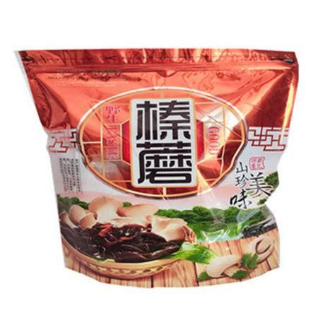 松峦榛蘑500g全国包邮(新疆青海西藏除外)