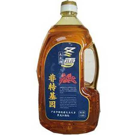 海伦冬雪大豆油1.8L 包邮