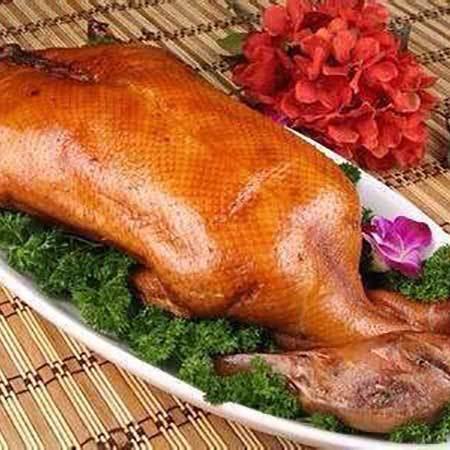 【鹤岗】烤鹅 约3斤 天然绿色食品