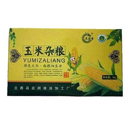 绥化兰西黑龙雪玉米糁5kg包邮
