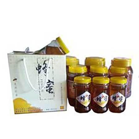 大兴安岭松岭特产无污染纯蜂蜜 1000g 全国包邮
