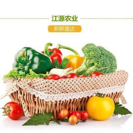 江源有机蔬菜 新鲜 零添加 零药残 任意搭配8斤起售