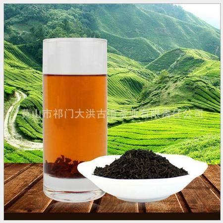 厂家直销祁门香全手工茶叶祁门红茶250克工夫红茶特级散茶
