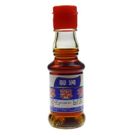 馨润小磨芝麻香油110ml/瓶
