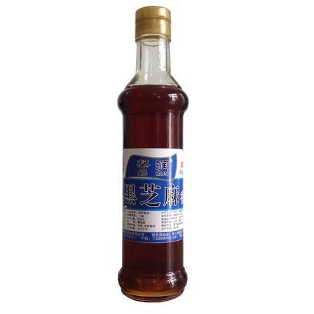 馨润小磨黑芝麻香油255ml/瓶