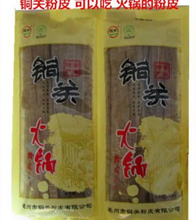 亳州特产铜关粉皮 宽粉条凉拌 炖菜 炖火锅菜麻辣汤炖肉200克一袋