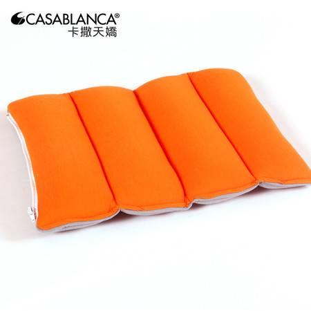 CASABLANCA卡撒天娇多功能枕午睡枕汽车靠枕可折叠多用枕芯枕头