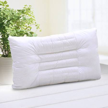 CASABLANCA卡撒天娇家纺决明子木棉枕芯成人健康枕头居家护颈枕颈